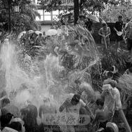 黄龙溪泼水节...