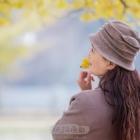 银杏与资深美女