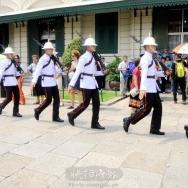 泰国皇家卫队...