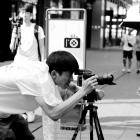 拍客与摄影师!
