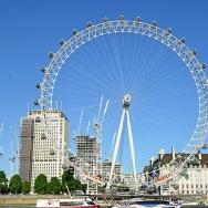 英国--伦敦眼...