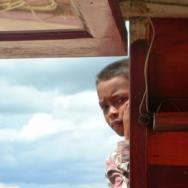 柬埔寨洞里沙...