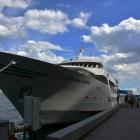 船游安大略湖