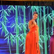 蜀南竹海舞蹈...