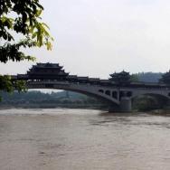 黄龙溪美景